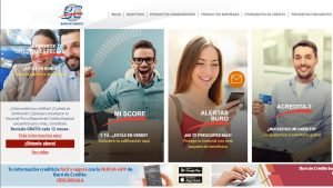 oficial web web buro de crédito