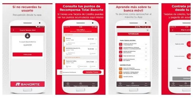 aplicacion movil banco banorte por Internet gratis