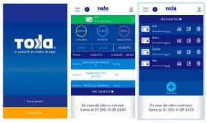 aplicación móvil toka app