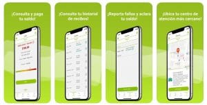 mi cuenta cfe app smartphone
