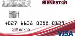 tarjeta bienestar